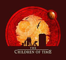 The Children of Time - 2015 (DW) Circular by ifourdezign