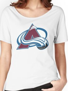 Colorado Avalanche Women's Relaxed Fit T-Shirt