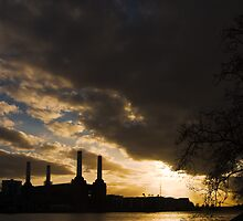 Power Station by Paul Davey
