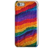 spectrum knit three iPhone Case/Skin