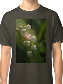 Lily Of The Valley Flowers Classic T-Shirt