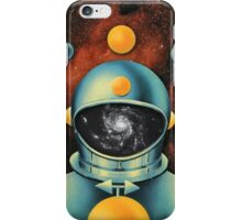 SPACE EXPLORER. iPhone Case/Skin