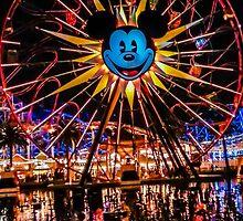 Mickey's Fun Wheel by disneyyfreeak
