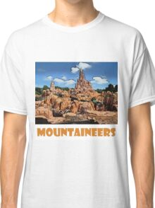 "Big Thunder Mountain Disney World ""Mountaineers"" Classic T-Shirt"