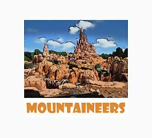 "Big Thunder Mountain Disney World ""Mountaineers"" Unisex T-Shirt"