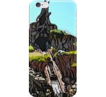"Splash Mountain Disney World ""Mountaineers"" iPhone Case/Skin"