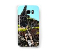 "Splash Mountain Disney World ""Mountaineers"" Samsung Galaxy Case/Skin"