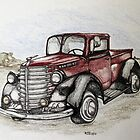I love classic pickups by KarenJI1962
