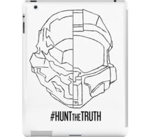 HuntTheTruth - Locke/Master Chief iPad Case/Skin