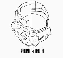HuntTheTruth - Locke/Master Chief Unisex T-Shirt