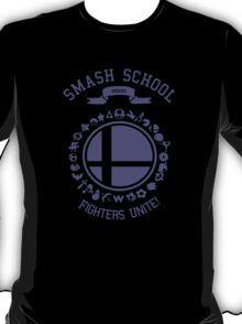 Smash School United (Purple) T-Shirt