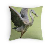 Angler Throw Pillow