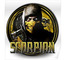 MKX - Scorpion Poster