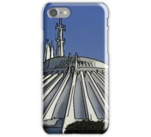 "Space Mountain Disney World ""Mountaineers"" iPhone Case/Skin"