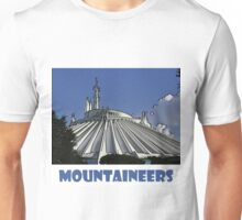"Space Mountain Disney World ""Mountaineers"" Unisex T-Shirt"