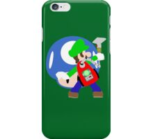 Super Smash Bros Luigi iPhone Case/Skin