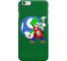 Super Smash Bros Luigi iPhone Case/Skin