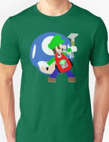 Super Smash Bros Luigi T-Shirt