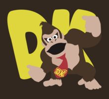 Super Smash Bros Donkey Kong by Michael Daly