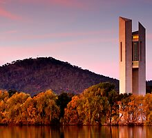 National Carillon - Canberra by Darren Stones