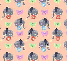 November Elephant by allolater