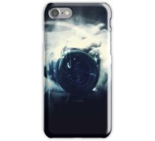 Hands and Light in Photography iPhone Case/Skin