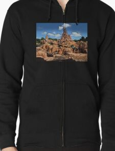 Big Thunder Mountain Cartoon Disney World Disneyland T-Shirt