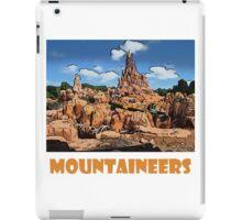 "Big Thunder Mountain Disney World ""Mountaineers"" iPad Case/Skin"