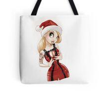 Mary Christmas Tote Bag