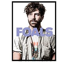 Foals R Goals Photographic Print