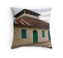 Mushalla Throw Pillow