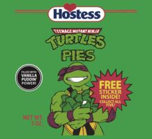 Teenage Mutant Puddin' Pies Kids Clothes