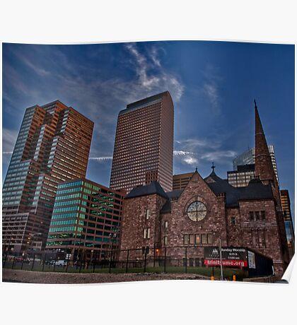 Downtown Denver Poster