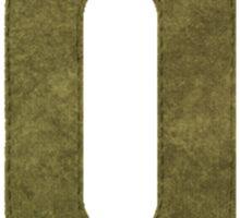 Vault 101 Survivor Sticker