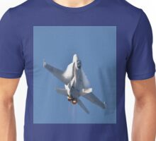 Hornet Grows Whiskers, Avalon Airshow 2013 Unisex T-Shirt