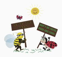 Bees Are Cool by Tracy Deptuck