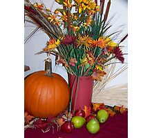 Fall Harvest Photographic Print