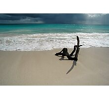 Tulum Drift Photographic Print