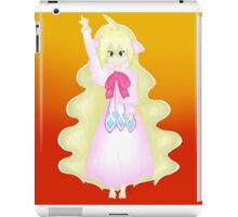 Mavis Vermillion (With Border)  iPad Case/Skin