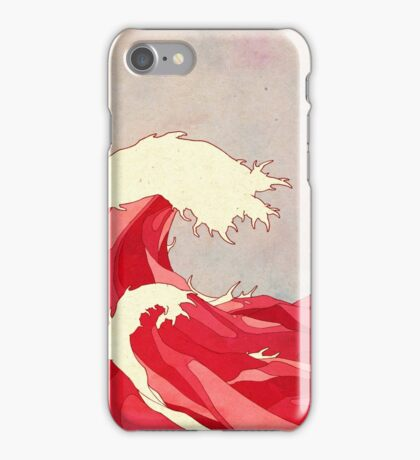 Cherry Waves iPhone Case/Skin