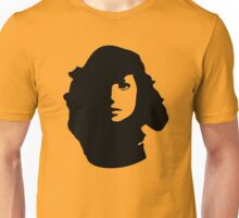 Woman in Shadow Unisex T-Shirt