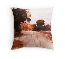 Lonelyness Throw Pillow