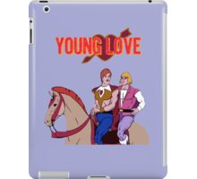 Young Love (He-Man and Bow) iPad Case/Skin