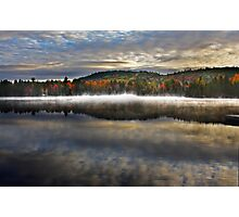 Wilson Lake, Quebec Photographic Print