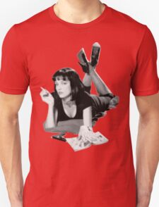 Pulp Fiction- Mia Wallace T-Shirt