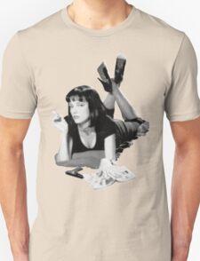Pulp Fiction- Mia Wallace Unisex T-Shirt