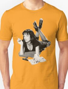 Pulp Fiction- Mia Wallace Unisex T-Shirt