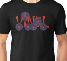 Vinyl Records Unisex T-Shirt