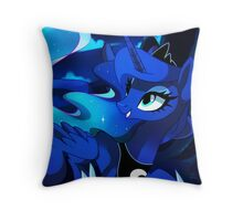 Princess of the night Throw Pillow
