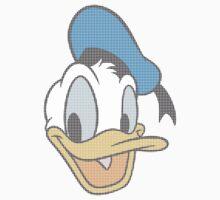 Donald Duck dot pattern Kids Clothes